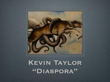 Artist Kevin Earl Taylor, Charleston Sc