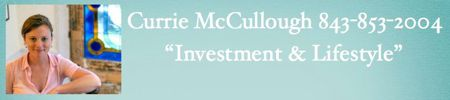 Currle McCullough Realtor Charleston Sc