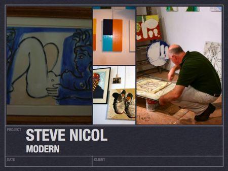 Steven Nicol, Charleston Sc artist