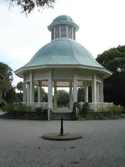 Hampton Park Gazebo, Charleston Sc