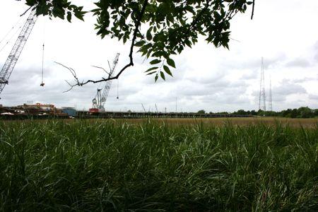 Cherokee Development Partner's nearly complete bridge to Magnolia