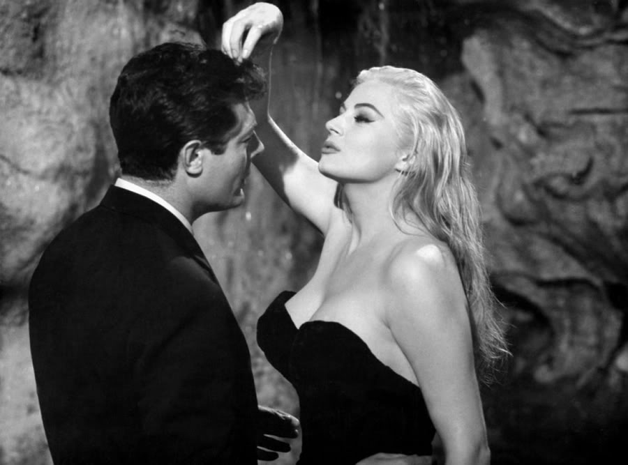 La Dolce Vita showing tonight at 7:30 at 103 Spring St sponsored by Sugar