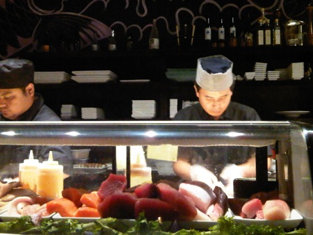 Sushi Bar at Oak
