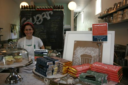 Sugar Bake shop in Downtown Charleston Sc Elliotborough Cannonborough Neighborhood