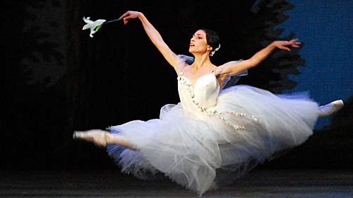 Georgia National Ballet performs Giselle