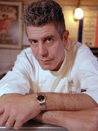 Anthony Bourdain visits Charleston Sc and eats in the Elliotborough neighborhood