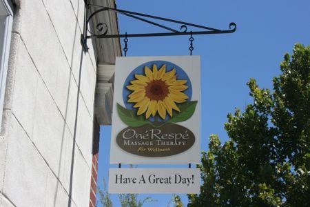 One Resp Massage on Spring St downtown Charleston Sc Elliotborough Cannonborough