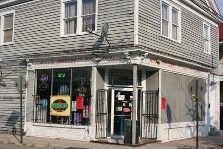 Elliotborough corner store downtown Charleston Sc