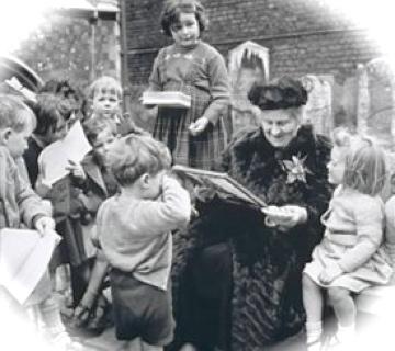 Free public montessori school in downtown Charleston Sc elliotborough neighborhood