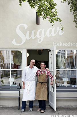 Sugar Bakeshop on Cannon St in Elliotborough Charleston Sc