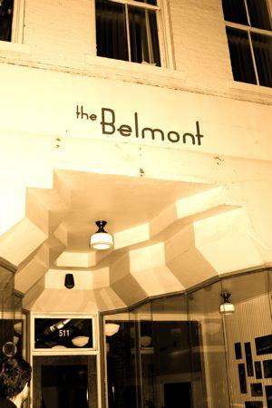 The Belmont, A Speak Easy in Charleston Sc