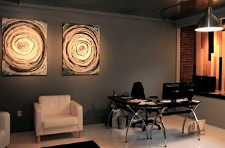 TEC offices and reception area on upper King St in Charleston Sc