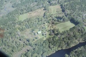 Tibwin Plantation located on Tibwin Creek in St James Parish near Charleston Sc