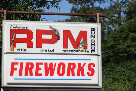 RPM Gunshop on Johns Island near charleston sc