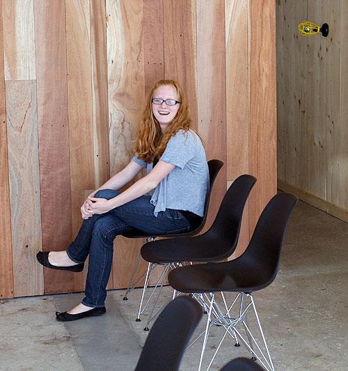 Fuzzco hires Melanie Ricards, graphic Designer