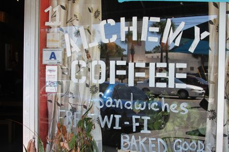 Alchemy coffee in Avondale