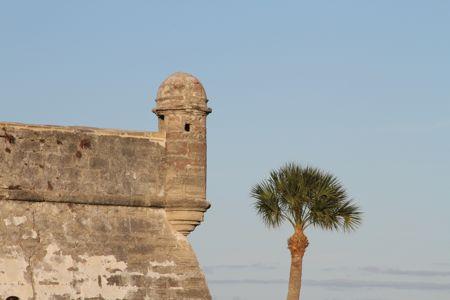 The Spanish Fort Castillo de San Marcos