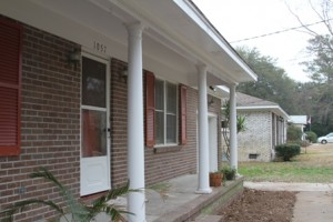 home for rent on James Island