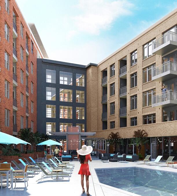 Apartment Complex Charleston Sc: Downtown Charleston's Rental Market